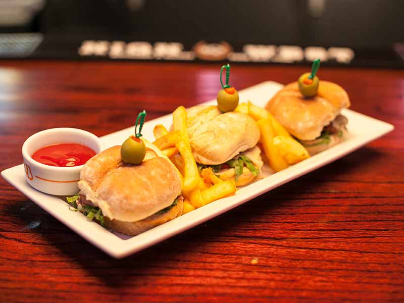 Vila Boteco Appetizers
